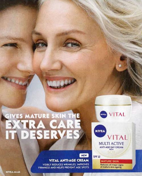 La publicidad retirada | Nivea