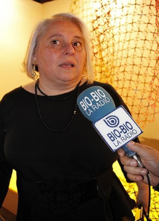 Irene Abujatum   Foto Francisco Ulloa