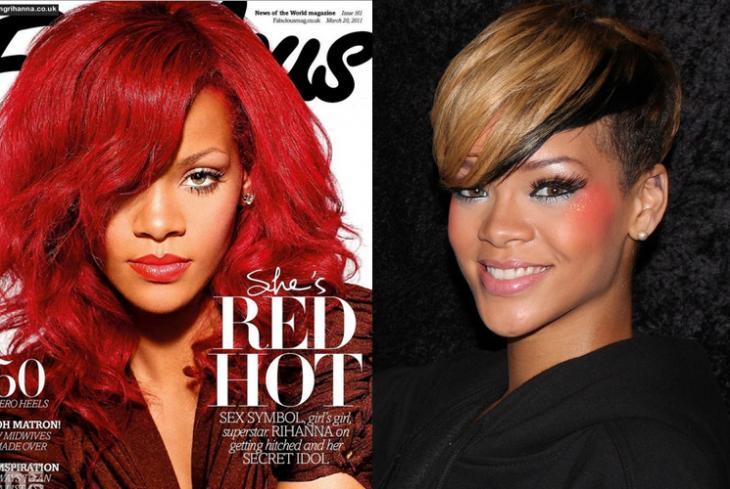 Rihanna / Fabulous Magazine | Nanterre (cc)
