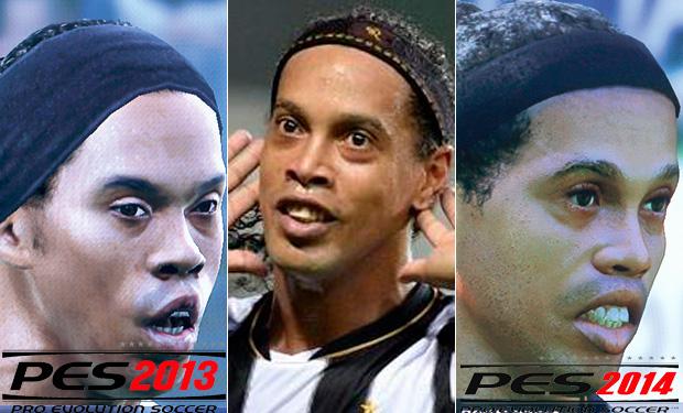 Ronaldinho | PES