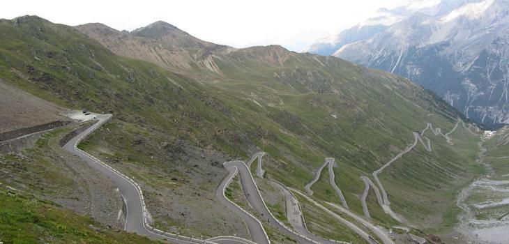Stelvio Pass – Italia | Amcs1983 (cc)