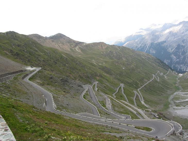 Stelvio Pass - Italia | Amcs1983 (cc)