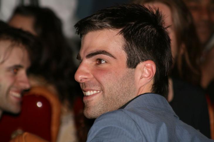 Zachary Quinto   Jerome DUVAL