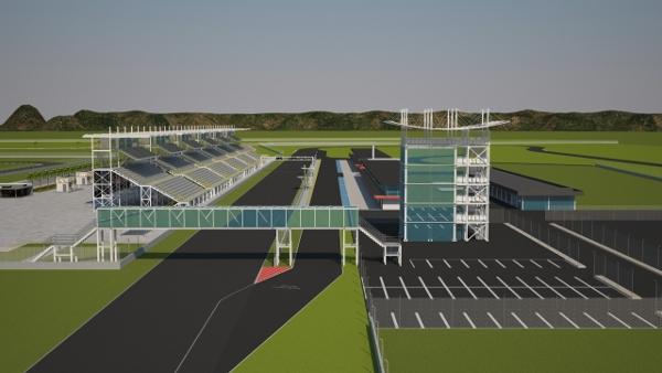 Autódromo Internacional Codegüa | Marcelo González