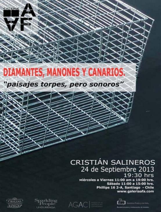 Diamantes, Manones y Canarios: Paisajes torpes pero sonoros