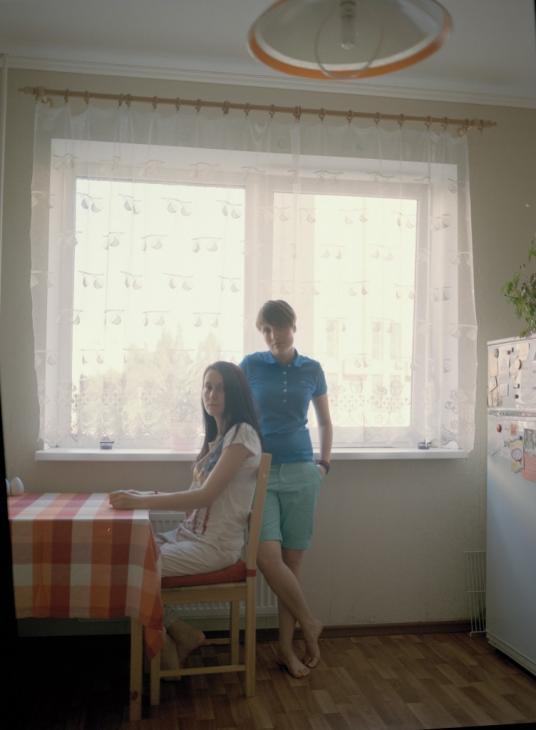 Dasha y Victoria | Anastasia Ivanova