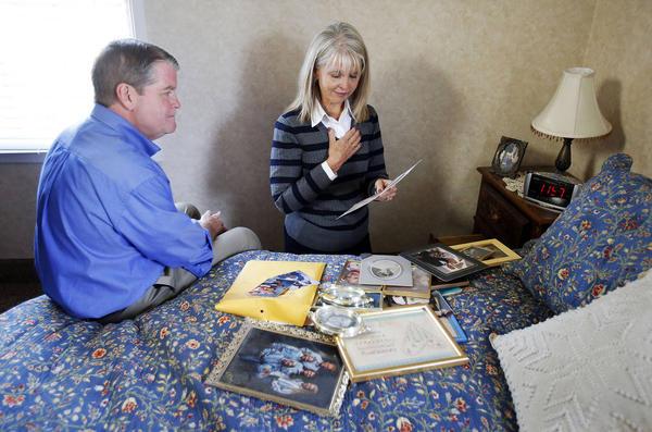Familiares despiden a Jerry y Edith Dunn | Deseret News