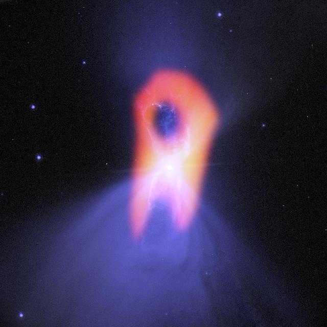 La nebulosa del Búmeran | almaobservatory.org