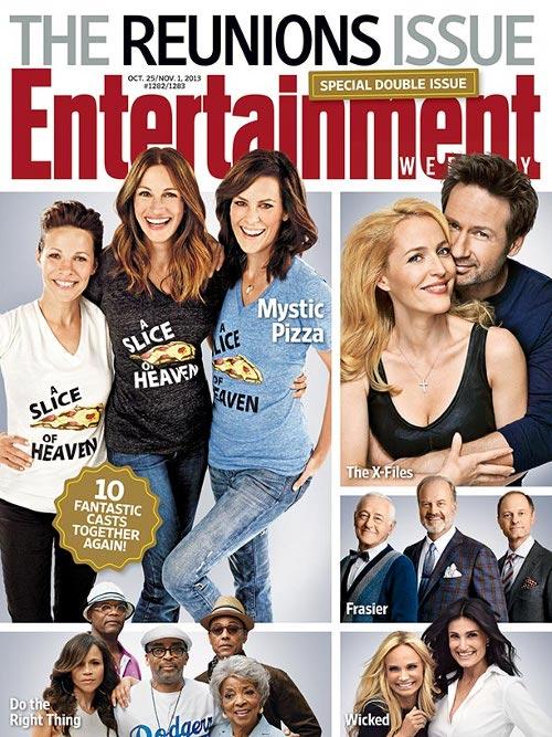 La portada de Entertainment Weekly