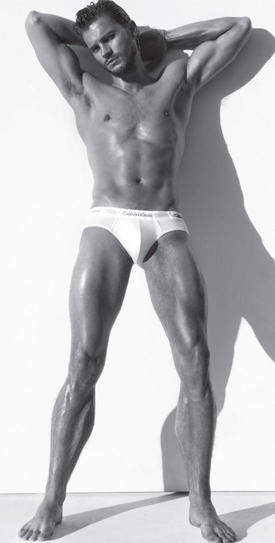 Jamie Dornan para Calvin Klein