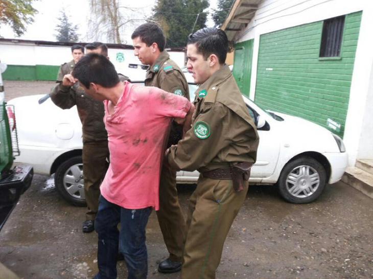 Uno de los imputados recapturados | (RBB)