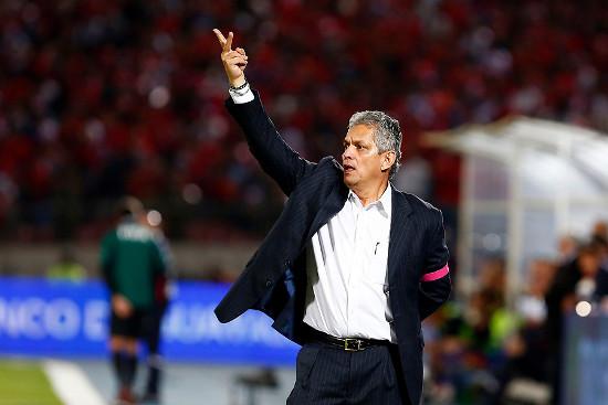 El entrenador Reinaldo Rueda   Javier Valdés Larrondo - Agencia UNO