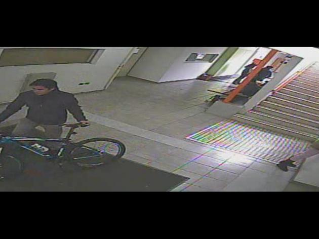 Hurto Bicicleta TREK 6000 desde Interior de la Universidad del Bio Bio | Javier Garrido