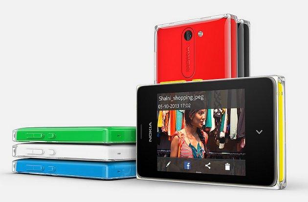 Asha 502 | Nokia