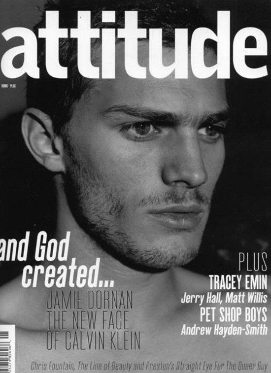 Jamie Dornan | Revista Attitude