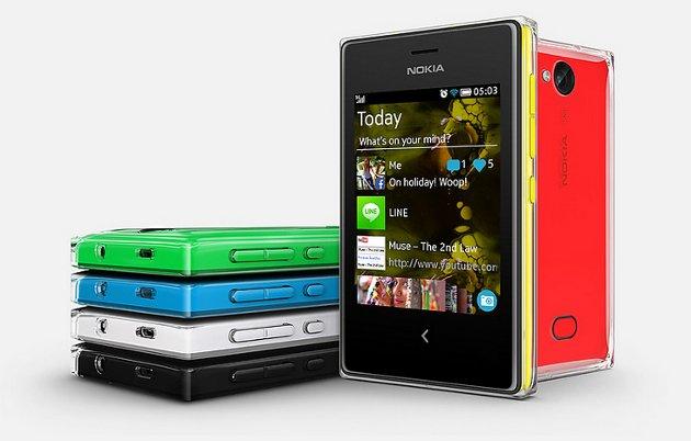 Asha 503 | Nokia
