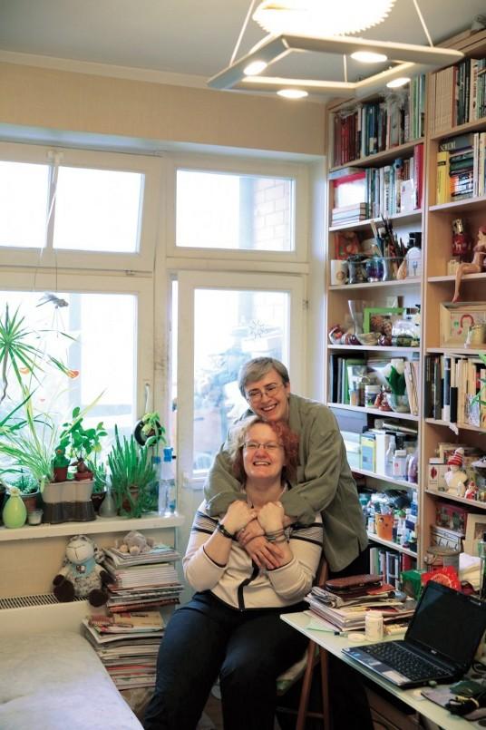 Olgerta y Lisa | Anastasia Ivanova