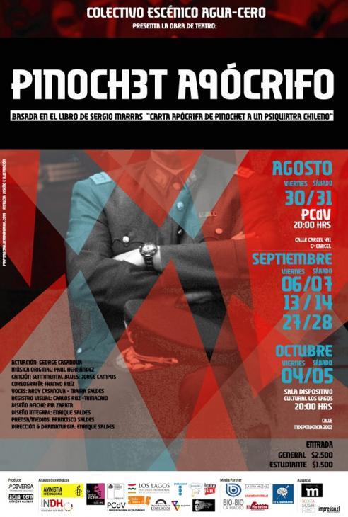 PINOCHET APÓCRIFO