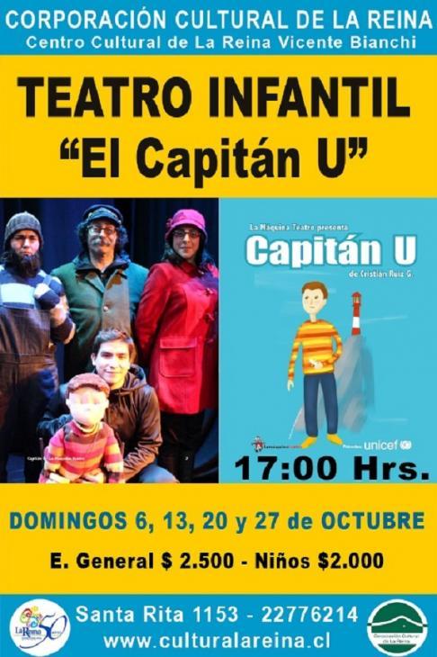 El capitán U
