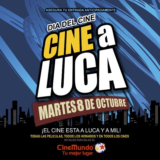 Día del Cine a Luca