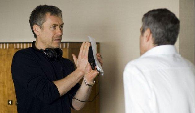"""Gilroy y George Clooney en """"Michael Clayton""""   Clayton Productions"""