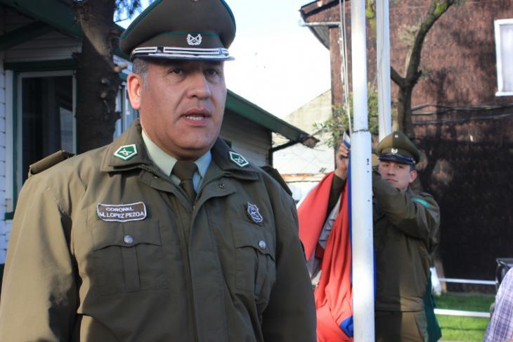 Coronel Mario López | Diario El Dalcahuino