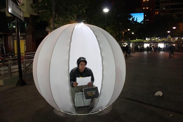Esculturas Efímeras Habitables