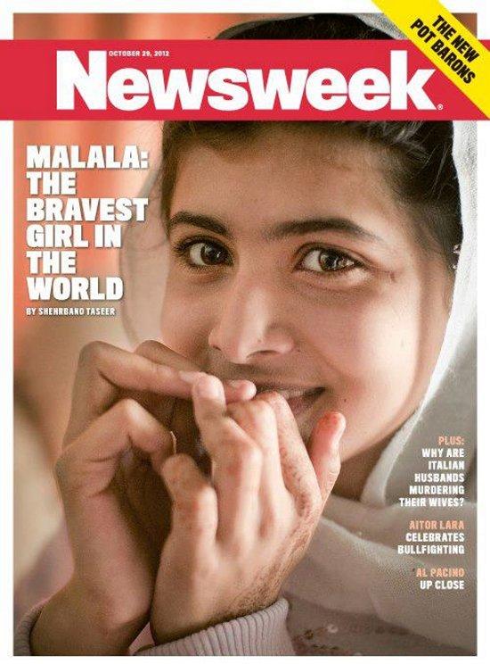 Malala Yousafzai | Revista Newsweek