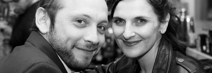 Sebastián Layseca y Antonia Zegers | www.socialice.cl