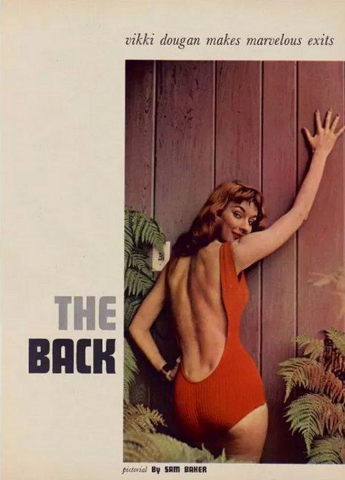 """Vikki """"The Back"""" Dougan"""
