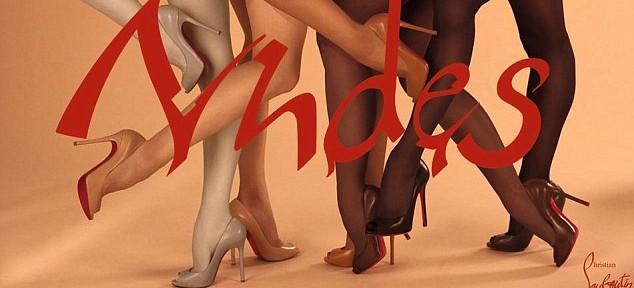 """9ee7bfc5 Los zapatos """"nude"""" ya no son sólo para blancas: Louboutin adapta calzado de  moda a cada tono de piel"""