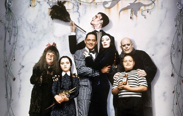 """La Familia Addams"" | Paramount Pictures (c)"
