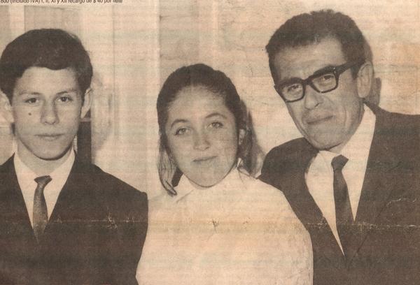 Alcalde Ricardo Lagos Reyes y su familia | www.pschile.cl