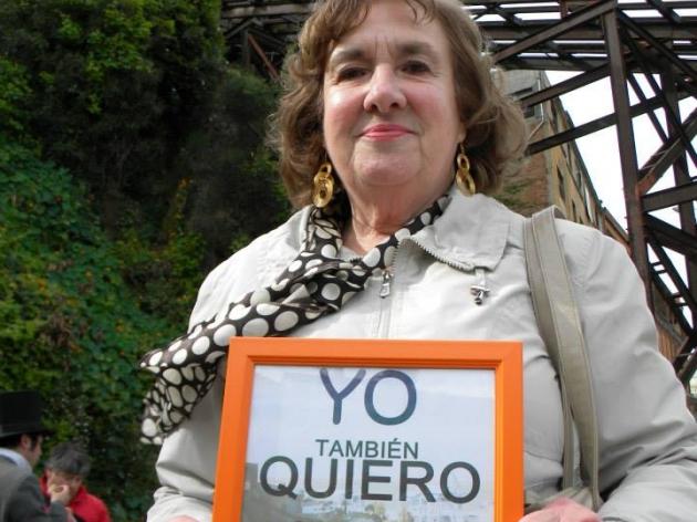 Vecinos Porteños celebran los 100 años del Ascensor Villaseca | Felipe Muñoz