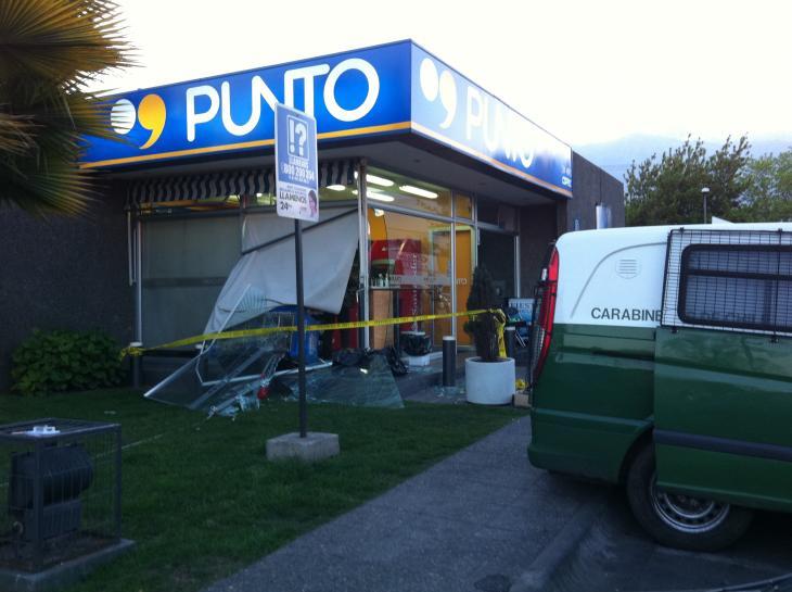 Servicentro afectado | Rodrigo Pino (RBB)