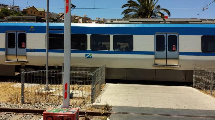 Cruce ferroviario sin guarda | Humberto Cordero