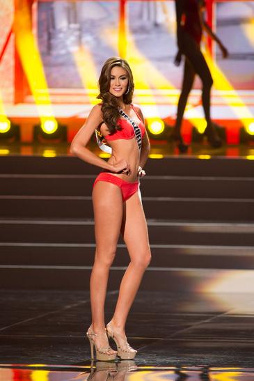 María Gabriela Isler, Miss Universo 2013