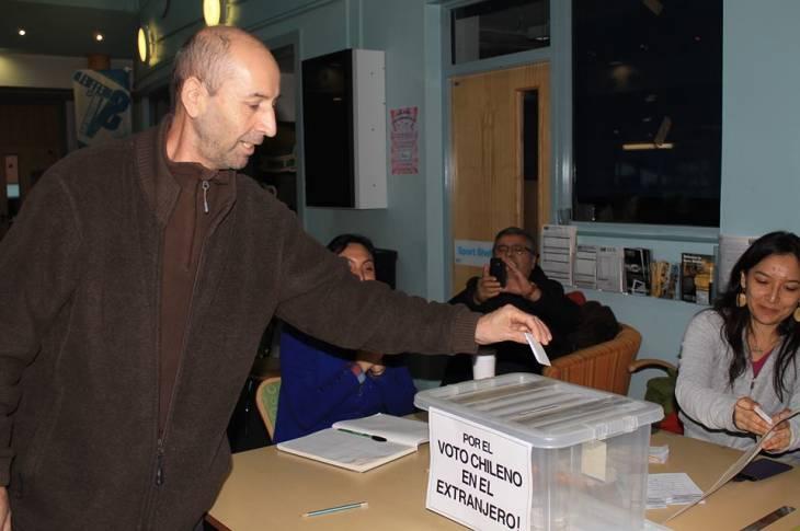 Elecciones en Sheffield