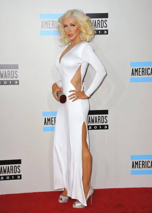 Christina Aguilera | theamas.com