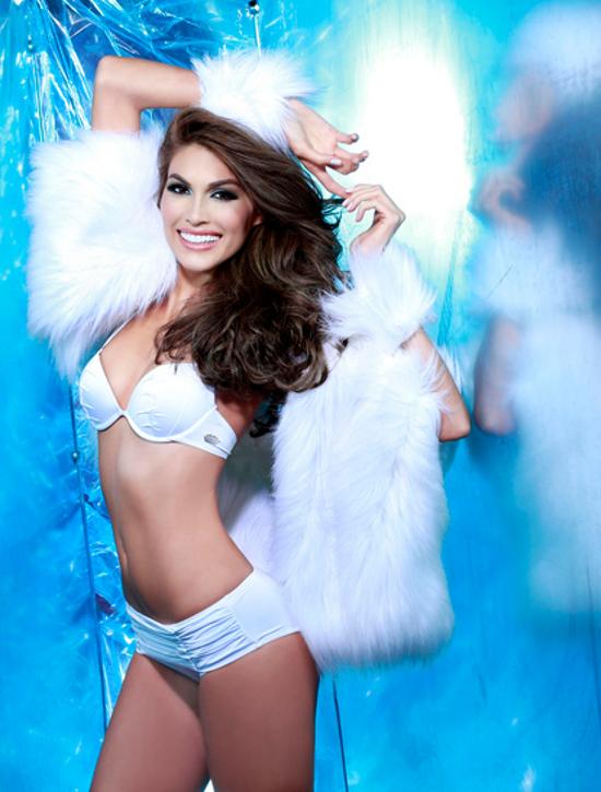 Gabriela Isler, Miss Venezuela | www.missuniverse.com