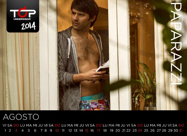 Top Underwear | Calendario 2014