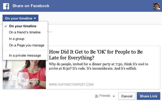 Botón Compartir en Facebook | Facebook Developers