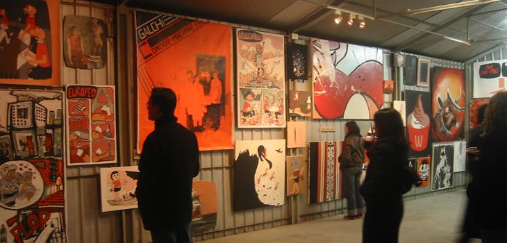 Condoros, Galería Metropolitana (c)