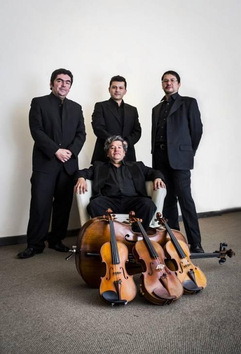 Cuarteto 'Andrés Bello'