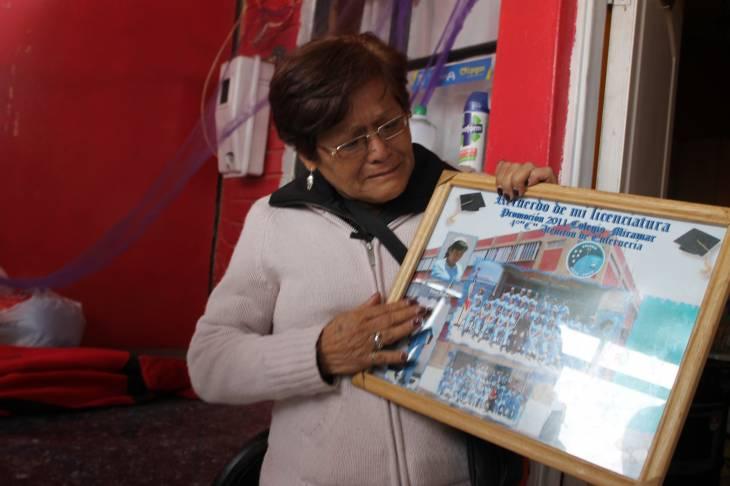 Abuela de Yessenia | Andrés Bravo | RBB