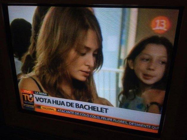 Sofía Henríquez | Captura de Canal 13