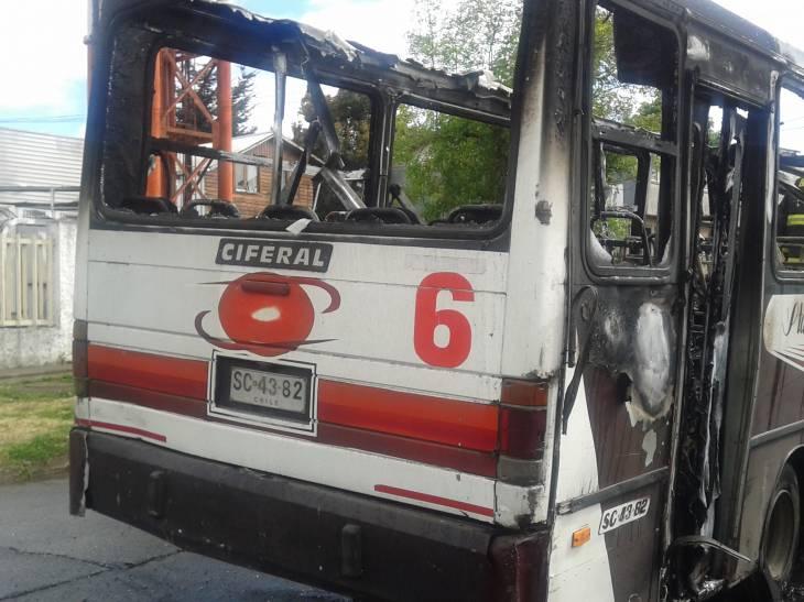 Taxibús siniestrado | Luis Vergara (RBB)