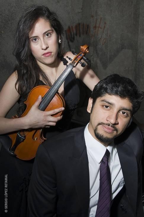 Tania Donoso y José Contreras