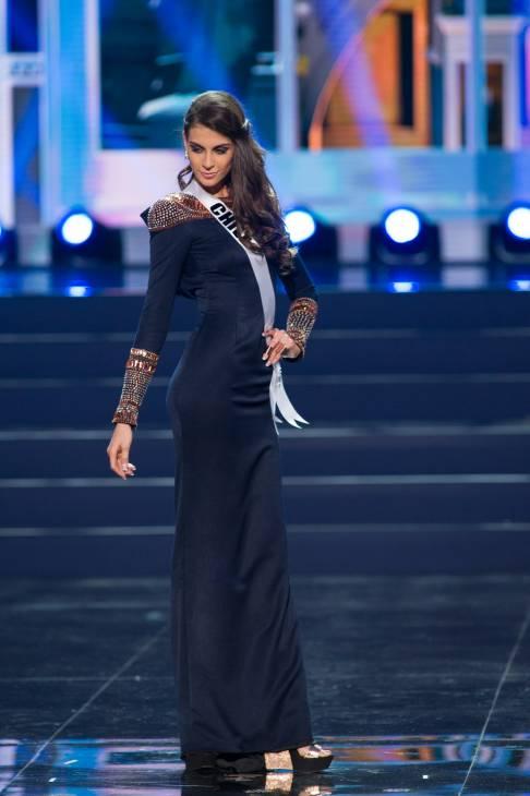 María Jesús Matthei | Miss Universo Chile (c)