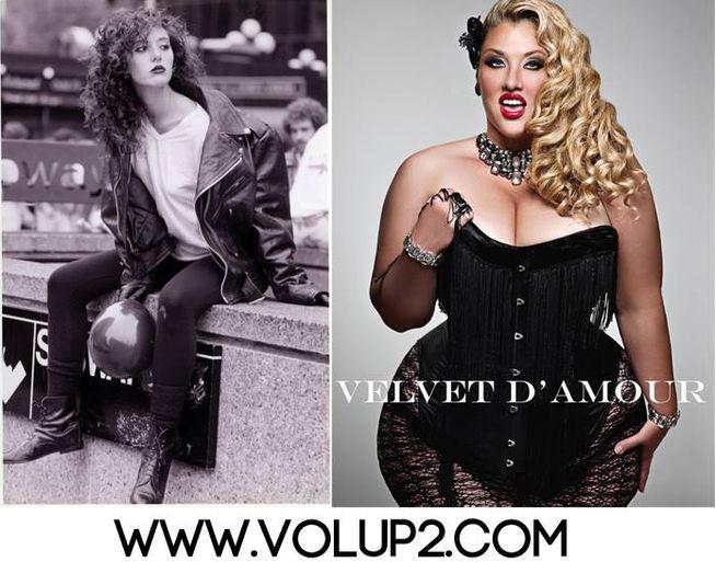 Antes y después | Velvet DAmour